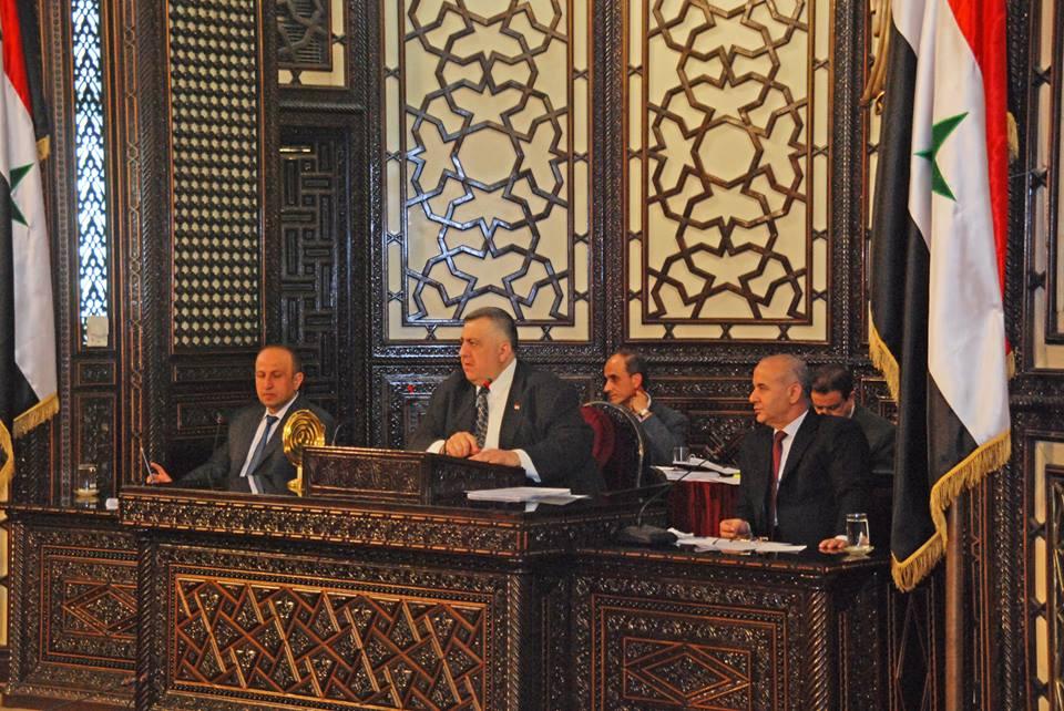 مجلس الشعب السوري يقر مشروع القانون الناظم لإعادة تكوين الوثيقة العقارية المفقودة أو التالفة جزئياً أو كلياً